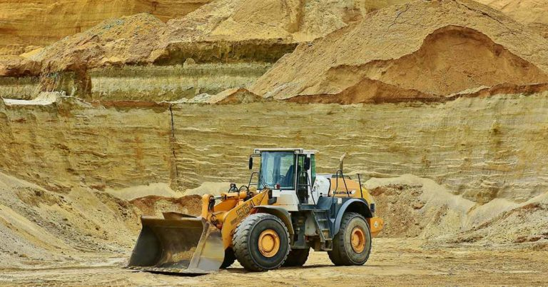 Les mines d'or dans le monde