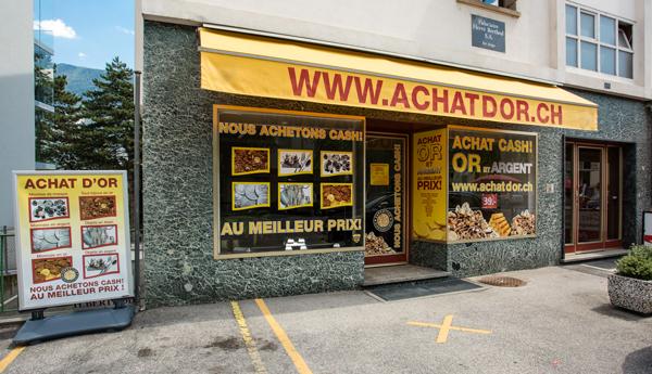 ACHATDOR.CH SIERRE