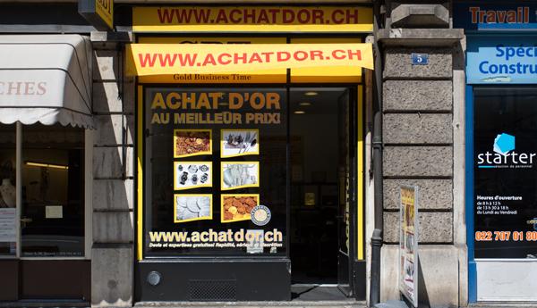 ACHATDOR.CH GENEVE 2 EAUX-VIVES