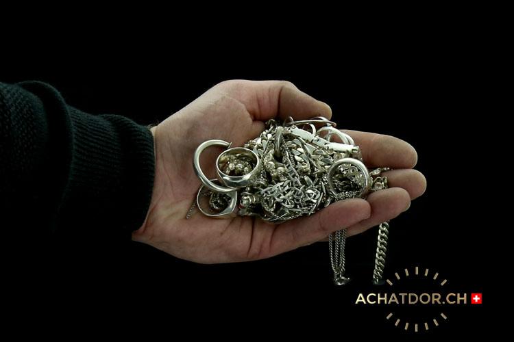Achat Argent et métaux précieux en Suisse