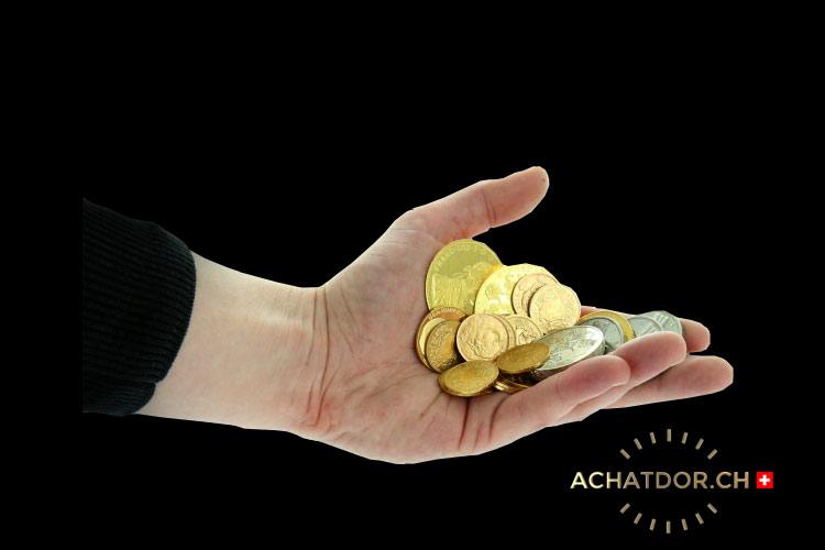 nous achetons vos pièces de collections