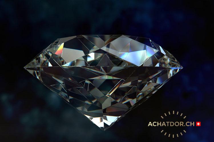 photo d'un diamant