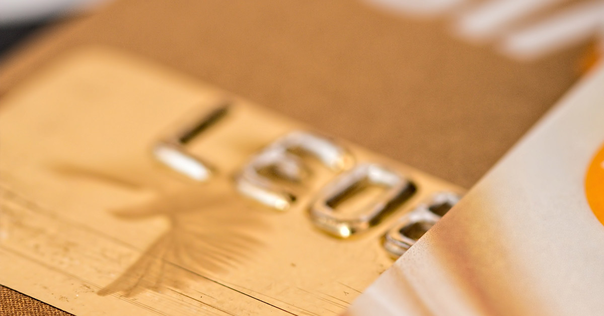Des cartes de crédit en or pour les clients VIP?