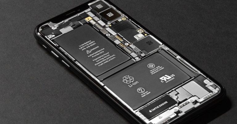 De l'or dans nos smartphones