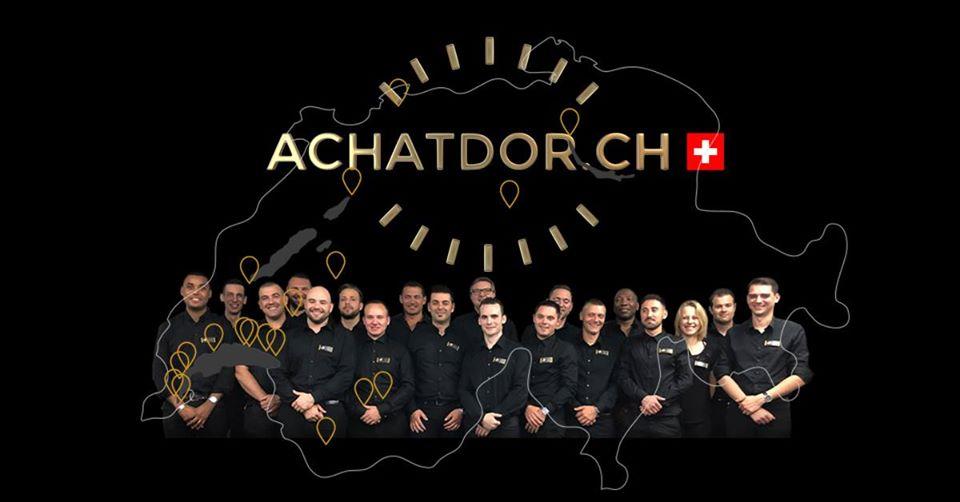 ACHATDOR.CH EMPLOI