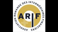 Site web Association Romande des Intermédiaires Financiers (ARIF)