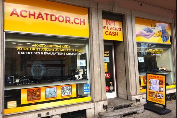 ACHATDOR.CH La Chaux de Fonds