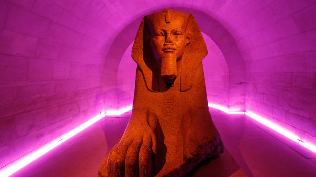 L'or dans l'Egypte ancienne : une histoire divine