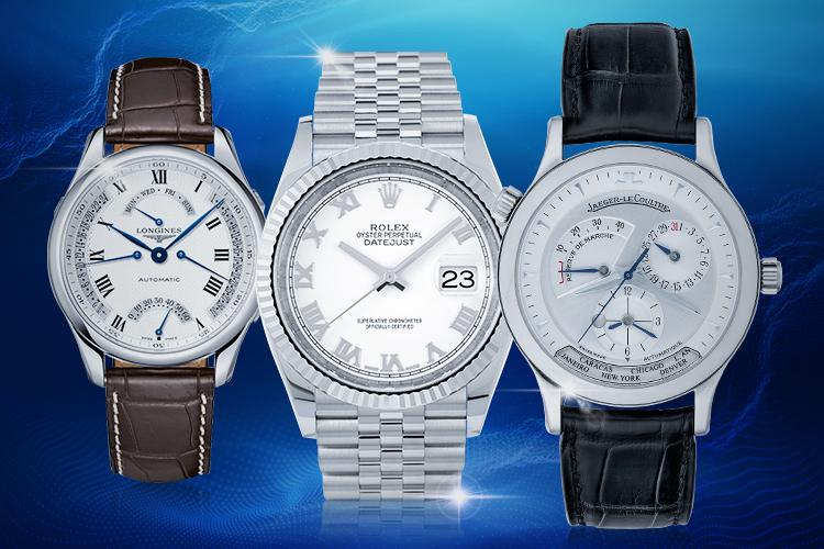 Achat et vente de montres de luxe d'occasion